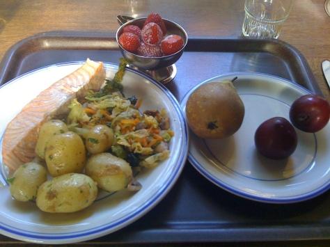 Meal #1: Dinner